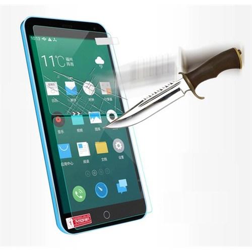 Lopard Meizu M2 Note Temperli Cam Kırılmaz Ekran Koruyucu