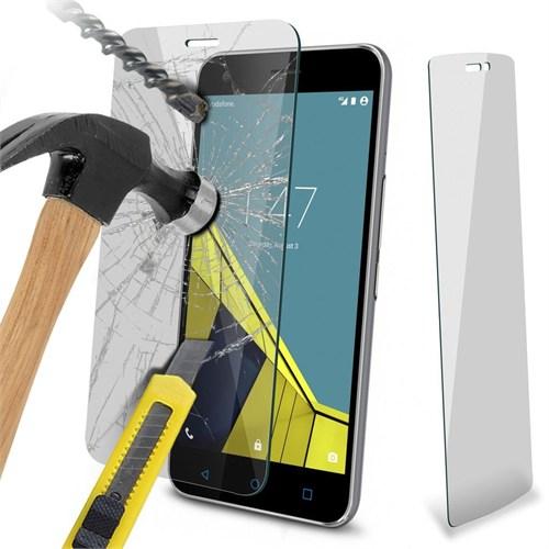 Lopard Vodafone Smart Ultra 6 Temperli Cam Kırılmaz Ekran Koruyucu