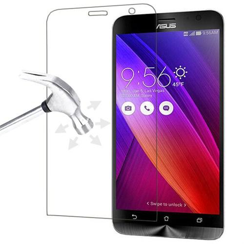 Lopard Asus Zenfone 2 Kırılmaz Cam Temperli Ekran Koruyucu