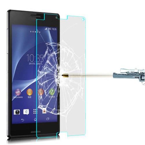 Lopard Sony Xperia Z3 Kırılmaz Cam Temperli Ekran Koruyucu