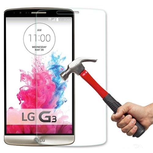 Lopard Lg G3 Kırılmaz Cam Temperli Ekran Koruyucu