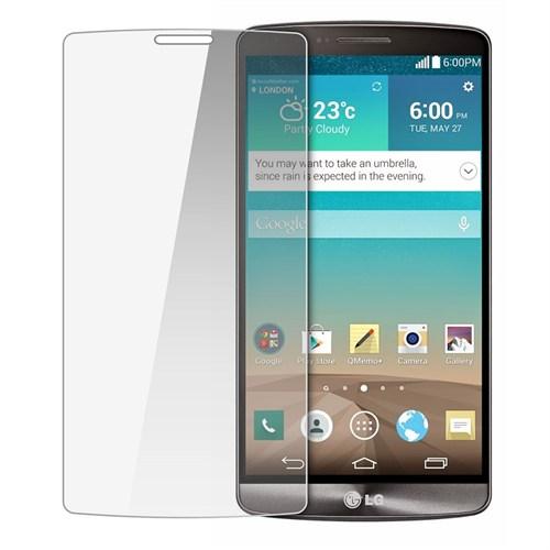Lopard Lg G4 Stylus Kırılmaz Cam Temperli Ekran Koruyucu
