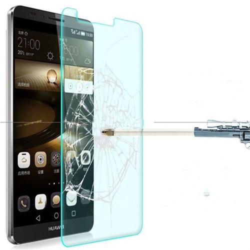 Lopard Huawei Mate 7 Kırılmaz Cam Temperli Ekran Koruyucu
