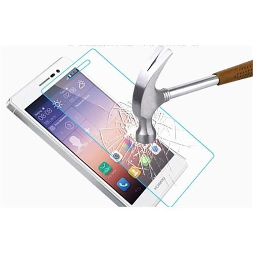 Lopard Huawei P7 Kırılmaz Cam Temperli Ekran Koruyucu