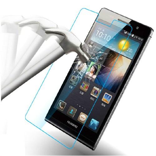 Lopard Huawei P6 Kırılmaz Cam Temperli Ekran Koruyucu