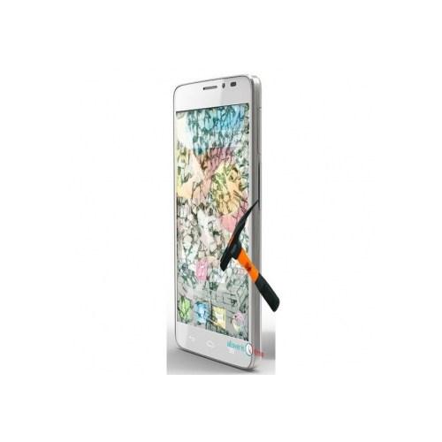 Lopard General Mobile Discovery 2 Temperli Cam Kırılmaz Ekran Koruyucu