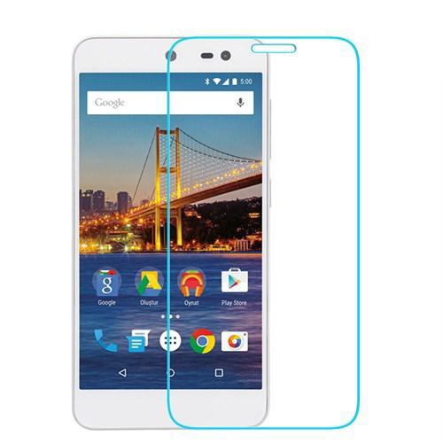 Lopard General Mobile 4G Android One Temperli Cam Kırılmaz Ekran Koruyucu
