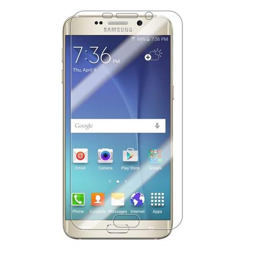 Case 4U Samsung Galaxy S6 Edge Plus Ultra Ultra Şeffaf Ekran Koruyucu