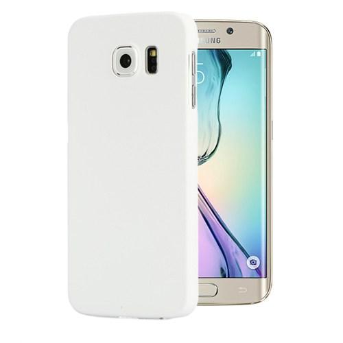 Microsonic Samsung Galaxy S6 Edge+ Plus Kılıf Premium Slim Beyaz