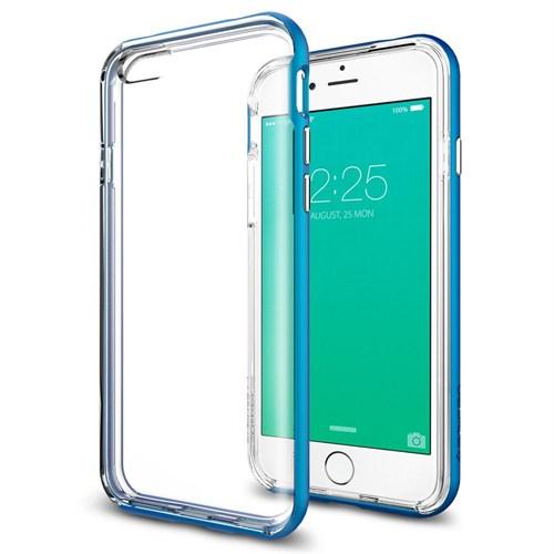 Spigen Apple iPhone 6S Kılıf Neo Hybrid EX Electric Blue - 11625