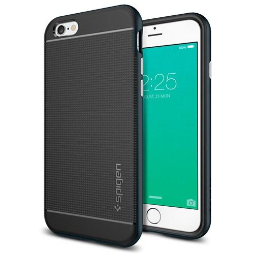 Spigen Sgp iPhone 6S Kılıf Neo Hybrid Metal Slate - SGP11619