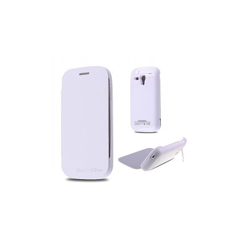 Ally Samsung İ8190 Galaxy S3 Mini Bataryalı Filp Kılıf (2000 Mah)