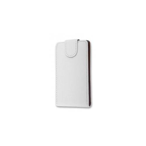 Ally Nokia Lumia 505 Siyah Kapaklı Kılıf