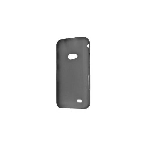 Ally Samsung İ8530 Galaxy Beam Tpu Transparan Kılıf Siyah