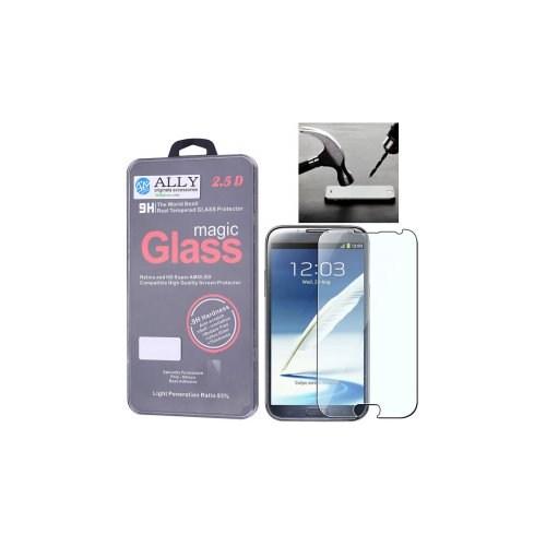 Ally Ally Galaxy Note 2 N7100 Kırılmaz, Cizilmez Cam Ekran Koruyucu