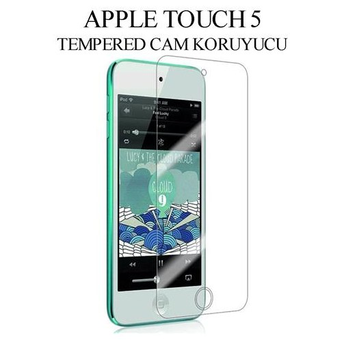 Markacase Apple Touch 5 Tempered Cam Ekran Koruyucu