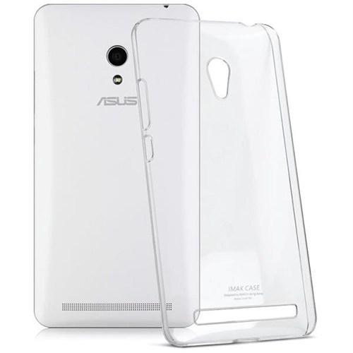 Lopard Asus Zenfone 6 Kılıf 0.2Mm Şeffaf Silikon Arka Kapak