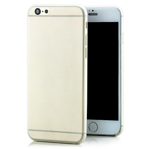 Microsonic Ultra Thin 0.2Mm İphone 6S Kılıf Beyaz