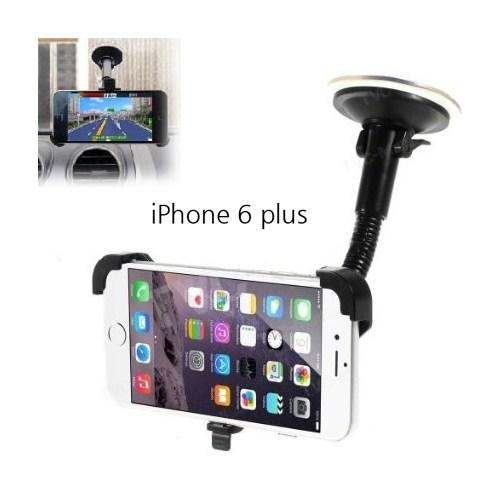 Markacase İphone 6 Plus 5,5 İnch Telefon Tutucu Vantuzlu