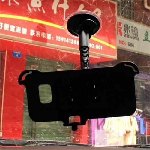Markacase Galaxy S6 Edge Telefon Tutucu Cam Vantuzlu