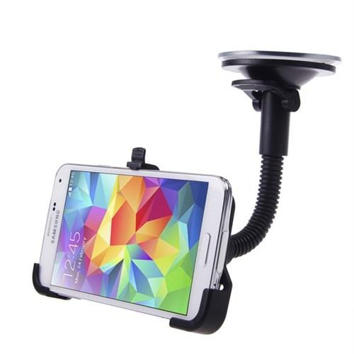 Markacase Galaxy S5 Telefon Tutucu Cam Vantuzlu