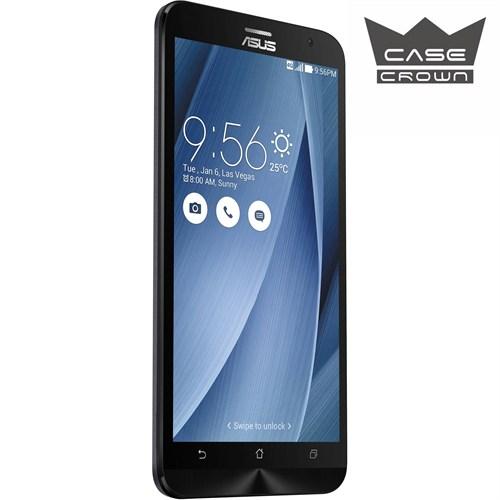 CaseCrown Asus Zenfone 2 Kırılmaz Çizilmez Cam Ekran Koruyucu
