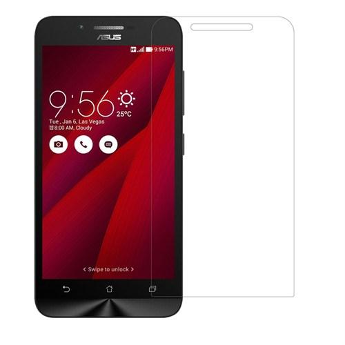 Case 4U Asus Zenfone Go Ultra Şeffaf Ekran Koruyucu
