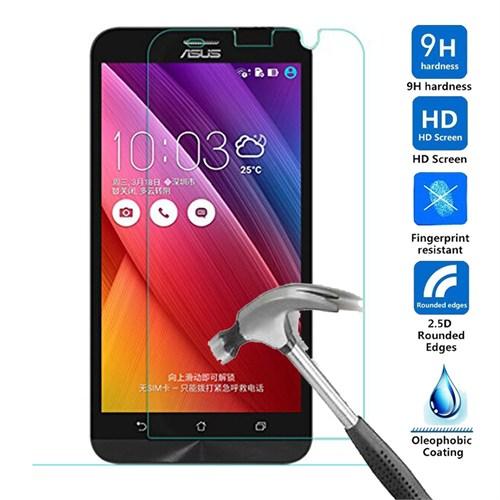 """Case 4U Asus Zenfone 2 Laser 5"""" Kırılmaz Cam Ekran Koruyucu"""