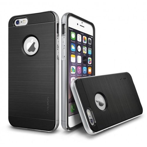 Verus İphone 6 Plus 6S Plus Kılıf New Iron Shield Series Gri