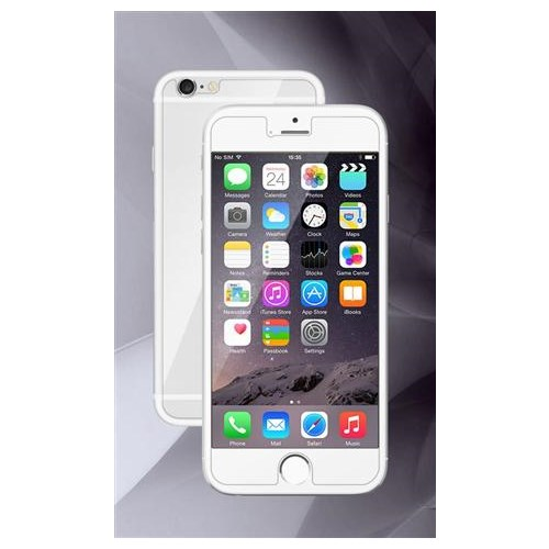 Markacase Apple İphone 6S Plus Tempered Koruma Cam Ön Arka