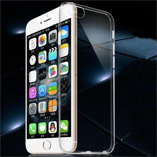 Takıcadde Apple iPhone 6 Plus - Ultra Thin Şeffaf Görünmez Kılıf