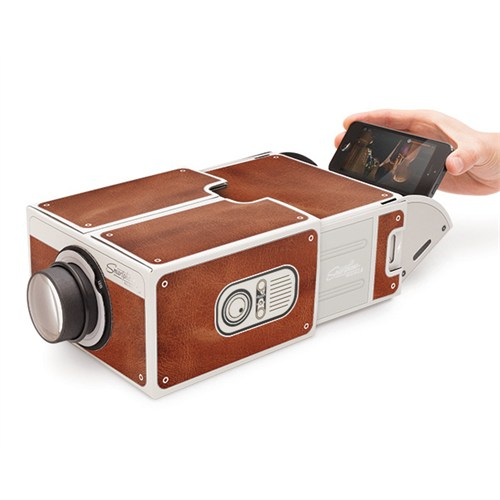 Luckies Phone Projector Versıon 2