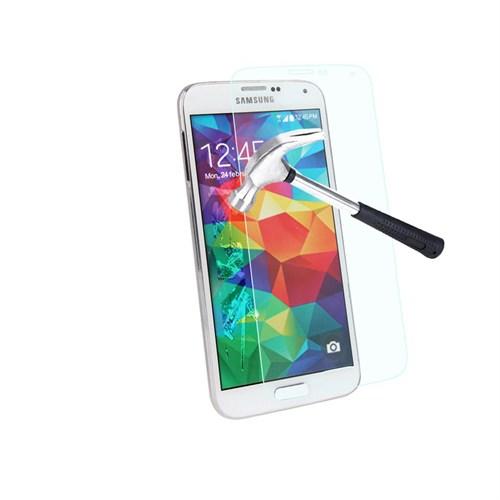 Okmore Samsung Galaxy S5 Temperli Kırılmaz Cam Ekran 0.33 2.5D