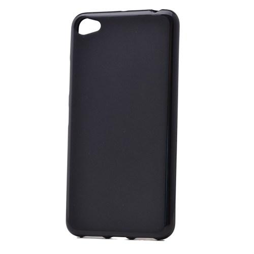 Case 4U Lenovo S60 Soft Silikon Kılıf Siyah