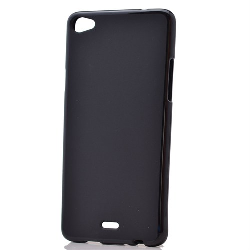 Case 4U Casper Via V10 Soft Silikon Kılıf Siyah*