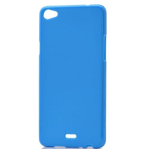 Case 4U Casper Via V10 Soft Silikon Kılıf Mavi