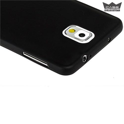 CaseCrown Samsung Galaxy J7 Ultra İnce Silikon Kılıf Siyah