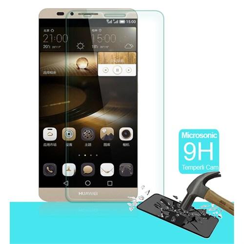 Semers Huawei Ascend Mate 7 Kırılmaz Cam Ekran Koruyucu- Semers
