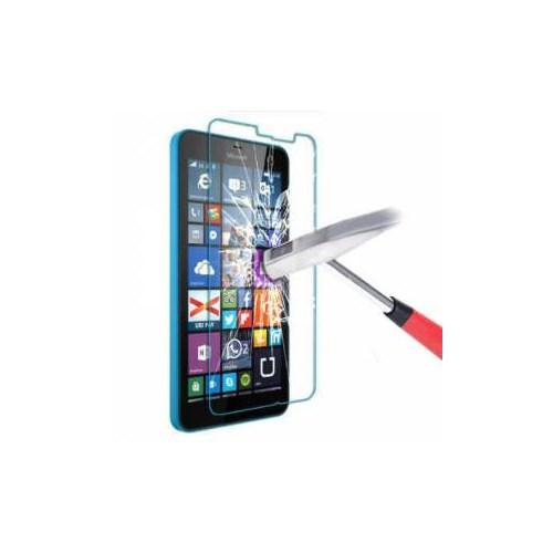 Semers Microsoft Lumia 535 Kırılmaz Cam Ekran Koruyucu
