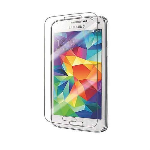 Semers Samsung Galaxy S5 Mini Kırılmaz Cam Ekran Koruyucu