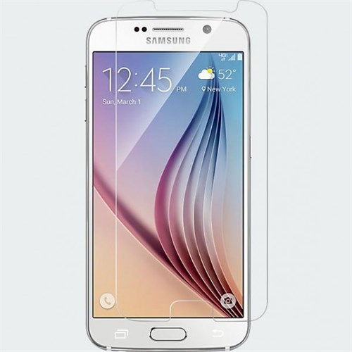 Semers Samsung Galaxy S6 Kırılmaz Cam Ekran Koruyucu