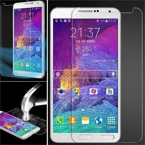 Semers Samsung Galaxy Note 4 N910 Kırılmaz Cam Ekran Koruyucu