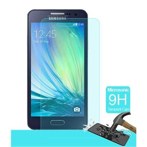 Semers Samsung Galaxy A3 Kırılmaz Cam Ekran Koruyucu