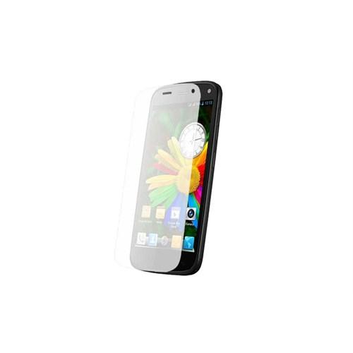 Semers General Mobile Discovery Kırılmaz Cam Ekran Koruyucu - Semers