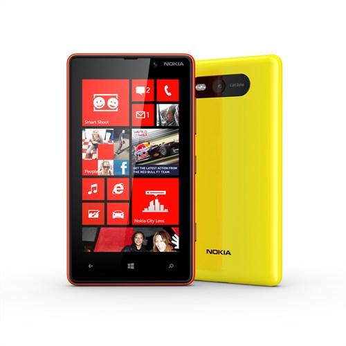 Semers Nokia Lumia 820 Kırılmaz Cam Ekran Koruyucu