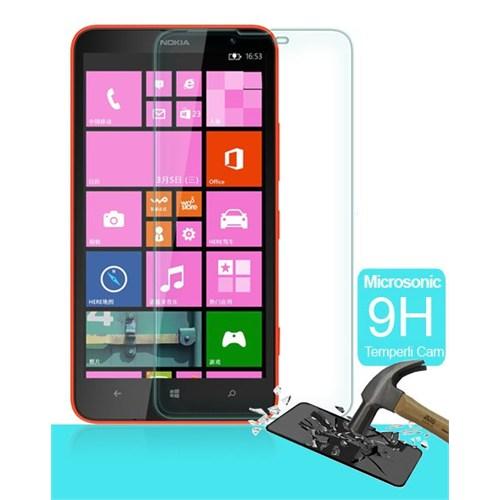 Semers Nokia Lumia 1320 Kırılmaz Cam Ekran Koruyucu