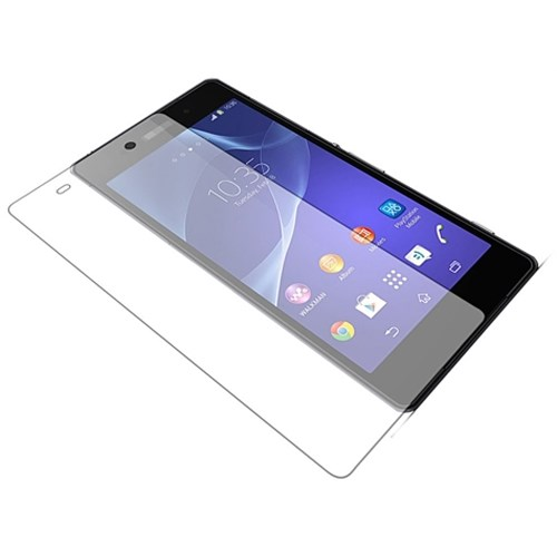 Semers Sony Xperia Z4 Kırılmaz Cam Ekran Koruyucu