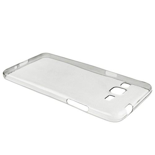 Ebox Samsung Galaxy A7 Şeffaf İnce Silikon Arka Kapak - EBX-0052