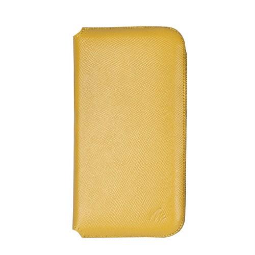 Matras Apple iPhone SE/5/5S Slim Cuzdan Kilif Cuval
