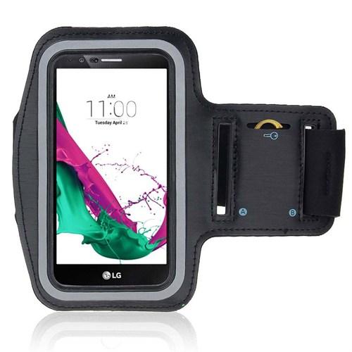 Case 4U LG G4 Kol Bandı Siyah